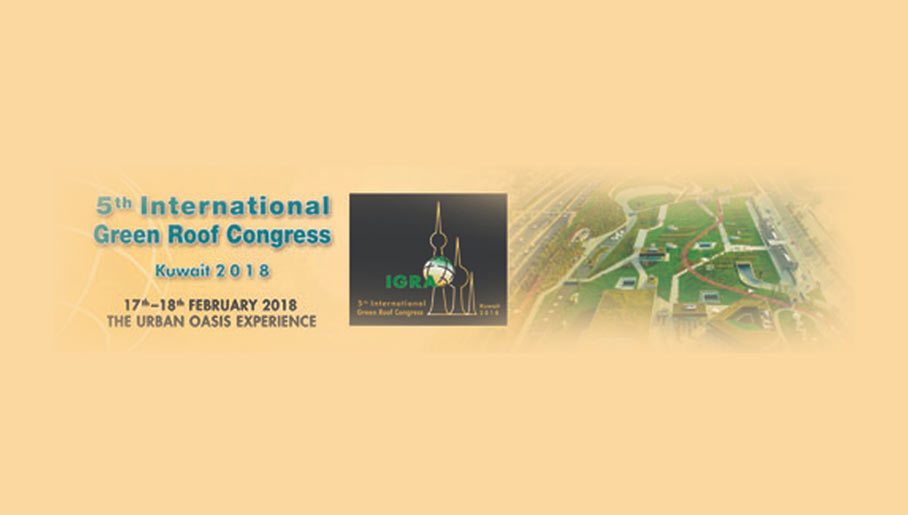GREEN ROOF CONGRESS 2018